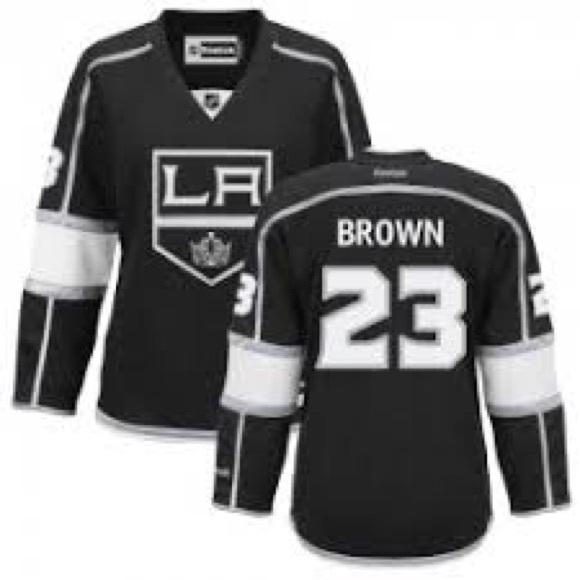 new style 2c31a d6942 LA Kings Dustin Brown Jersey
